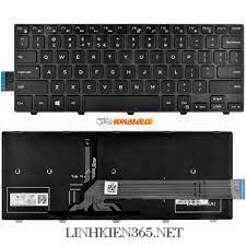 Bàn phím Laptop Dell Latitude 3480 - ✓✓✓ Linh kiện 365