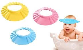 baby shower cap. Brilliant Baby Adjustable And Soft Baby Shower Cap To E
