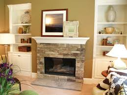 refacing with stone adds warmth and a natural beauty to a room and you can choose colors and tones that coordinate with the rest of your décor