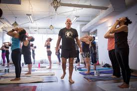 jimmy barkan is a master yoga
