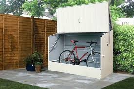 bicycle sheds storage outdoor adorable design of the bike storage outdoor with grey color ideas added bicycle sheds storage outdoor