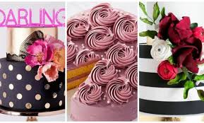 Seven Beautiful Cake Ideas From Instagram That You Can Use This
