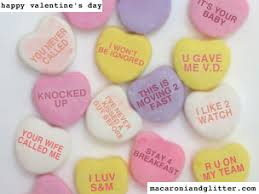 too funny negative or conversation hearts