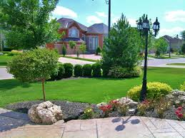 Staggering Large Front Yard Landscaping Ideas Front Yard Landscaping Ideas  To Enhance Your Exterior in Front