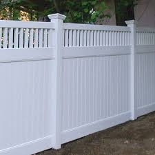 Brilliant Vinyl Privacy Fence Ideas Fences Yahoo Search Results For Decor