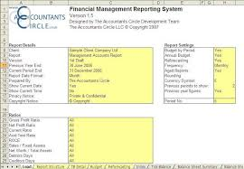 format of a management report download free general ledger in excel format download