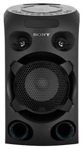 Музыкальный центр <b>Sony MHC</b>-<b>V02</b> — купить по выгодной цене ...