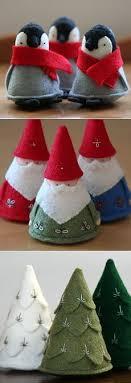 Christmas Craft  Kids Crafts  Marbling Christmas Shapes  Google Easy Christmas Felt Crafts
