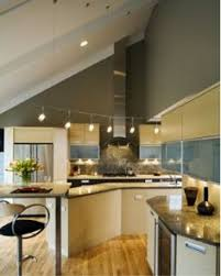 vaulted ceiling track lighting. Charming Track Lighting For Vaulted Kitchen Ceiling Decoration Ideas Of Curtain