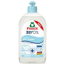 Фрош <b>Frosch Zero 0</b>% <b>Бальзам</b> для мытья посуды без отдушек ...