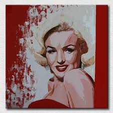 home decoration pictures marilyn monroe pop art oil paintings on canvas woman painting art gift for friends novelty gifts novelty gifts and gadgets from