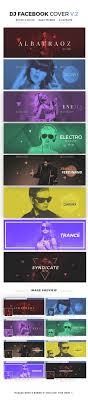dj facebook cover template psd here graphicriver net facebook cover templatefacebook timelinecreative