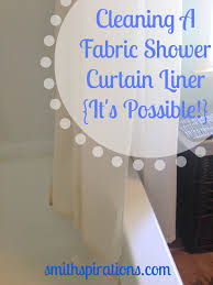 easy removing mildew from shower curtain for your better homes and
