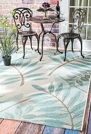 tropical area rug cute wonderful nuloom indooroutdoor trudy rug turquoise x area inside tropical area rug