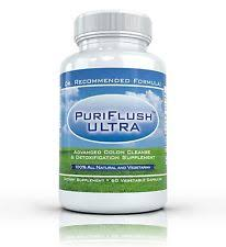 item 4 puriflush ultra all natural plete colon cleanse bowel cleansing supplement puriflush ultra all natural plete colon cleanse bowel cleansing