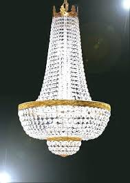 french empire chandelier crystal for ideas fantastic vintage frenc