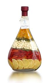 Decorative Infused Vinegar Bottles LUTE Decorated Vinegar Bottle Love these Infusions Pinterest 2