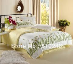 online get cheap yellow flower bedding aliexpresscom  alibaba group