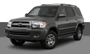 Amazon.com: 2007 Toyota Sequoia Reviews, Images, and Specs: Vehicles