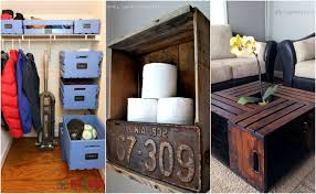 diy enthusiasts can t stop ing michaels storage crates and for good reason