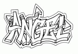 Small Picture Kids Coloring Graffiti Words Coloring Pages For Teenagers Free