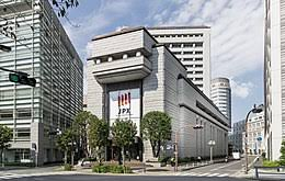 Tokyo Stock Exchange Wikipedia