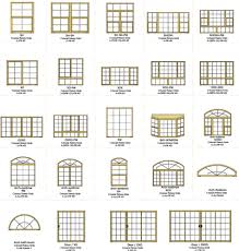 Fake Window Muntins Replacement Window Grid Options Dors And Windows Decoration