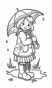 Small Picture Nice Spring coloring page for kids seasons coloring pages