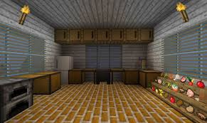 Kitchen Design Games Stunning Minecraft Kitchen Only Will Use Item Frames For The Food So They