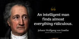 Goethe Quotes New Johann Wolfgang Von Goethe Quotes IPerceptive