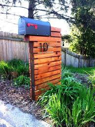 cool mailbox post ideas. Brilliant Post Unique Mailbox Modern Mailboxes Cool Post Ideas With