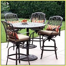 high top patio tables outdoor bar table set tall and chair awesome tall patio bistro table outside furniture