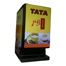 Tata Coffee Vending Machine