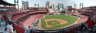 St Louis Cardinals Stadium Seating Chart Busch Stadium Seating Chart