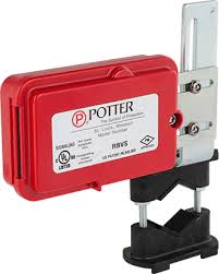 potter electric signal company, llc Potter Sprinkler Tamper Switch Wiring potter's rbvs retrofit ball valve switch Potter Fire Sprinkler Tamper Switches