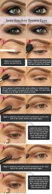 an advanced y smoky makeup tutorial for brown eyes