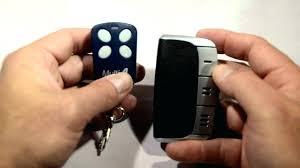 reprogramming garage door remotes programming car garage door opener liftmaster