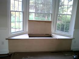 perfect bay window with seat on interior with bay window seat for home bay window seat