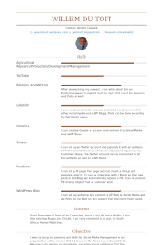 Logistics Manager Resume samples