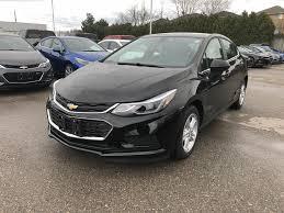 New 2018 Chevrolet Cruze 4 Door Car in Courtice, ON U251