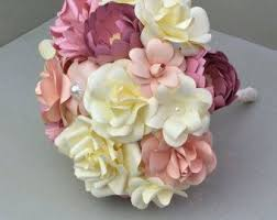 Paper Flower Bouquet Etsy Paper Flower Bouquet Etsy Uk Upstate Ny Amr Wedding