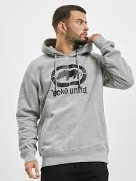 Ecko Unltd. Base Hoodies grey | DEFSHOP