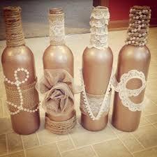 Glass Bottle Decoration Ideas Wine Bottle Design Ideas Best Home Design Ideas Sondosme 75