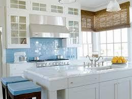 Decorating A White Kitchen Blue Kitchen Decorating Ideas