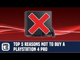 top 5 reasons to hold off on buying a ps4 pro buying 6600000 office space maze