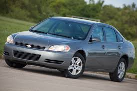 2007 Used Chevrolet Impala LS for sale, CarFax Certified