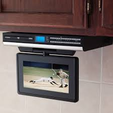 Under Kitchen Cabinet Radio Under Kitchen Cabinet Tv Designsbygailus