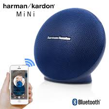 harman kardon mini speaker. new harman kardon onyx mini portable wireless bluetooth speaker blue r