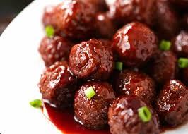 crockpot g jelly bbq meat
