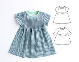 Little Girl Dress Patterns Enchanting Little Girl Dress Patterns Dress Nour